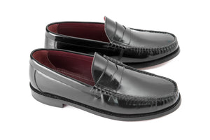 Penny Loafers Black