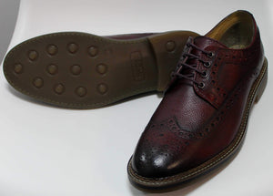 Barley Shoes Bordo
