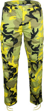 Load image into Gallery viewer, Camo Trousers