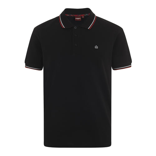 Card Polo Black