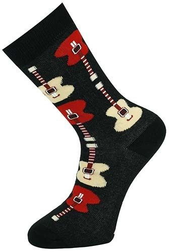 Guitar Design Socks
