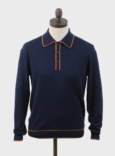 Isley Knitted Polo Shirt