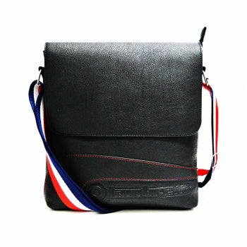 Lambretta Cross Body Bag Black
