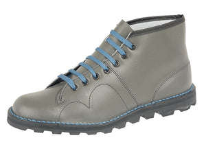 Grafters Original Monkey Boots Grey