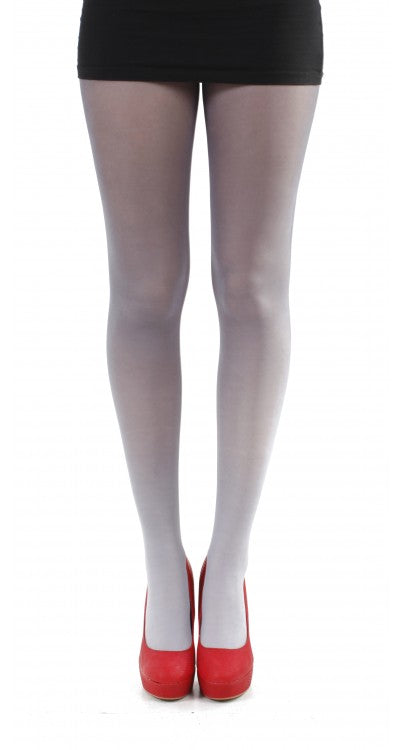 Ombre Tights Blk/white