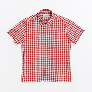Greatfit Large Gingham 2 Colours Red or Blue