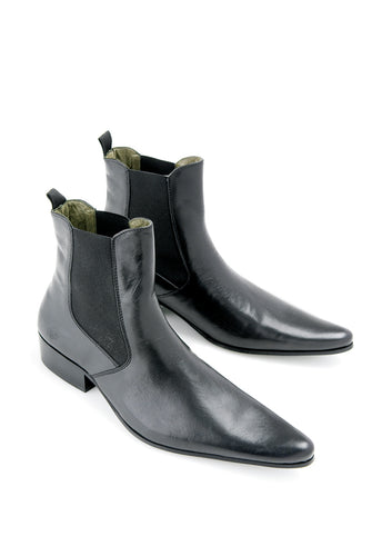 Revolver Beatle Boot Black