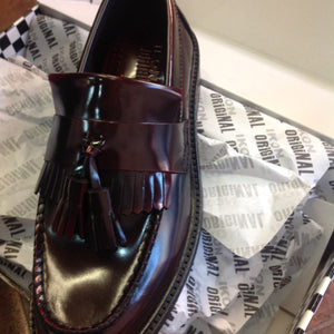 Selecta Tassel Loafer Oxblood