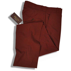 Tonic Trousers Burgundy