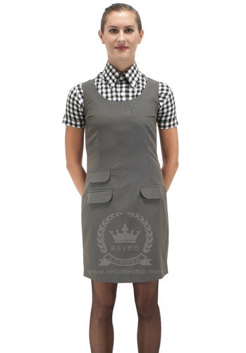 Tonic Pinafore Green