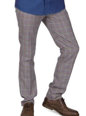 Tweed Trousers Multi