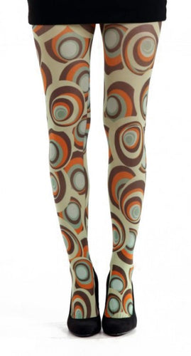 Carnaby Printed Tights