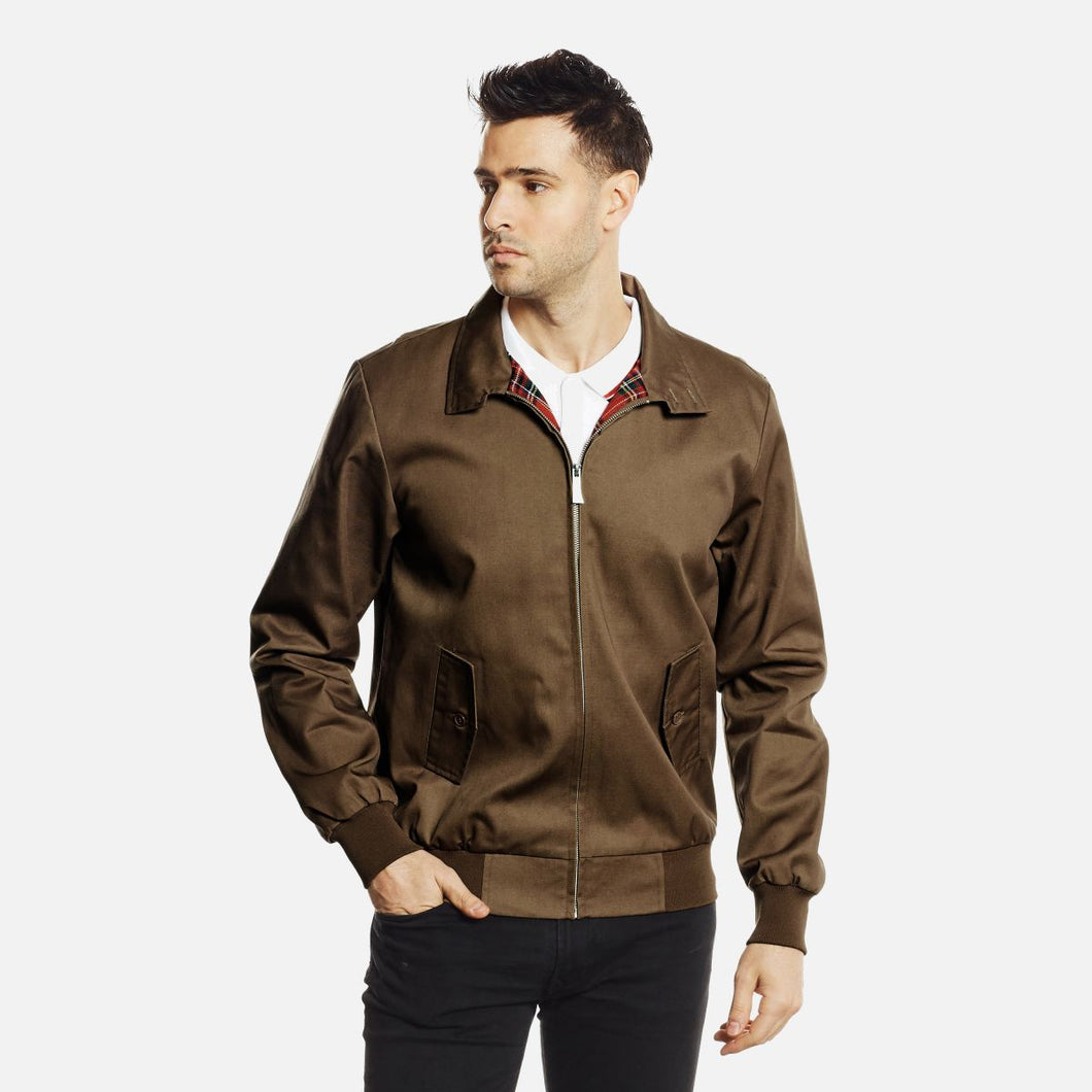 Harrington Classic Mens Chestnut