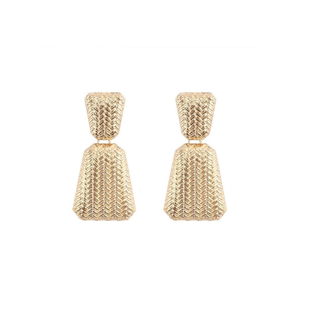 Braid Drop Earrings (2025572565107)