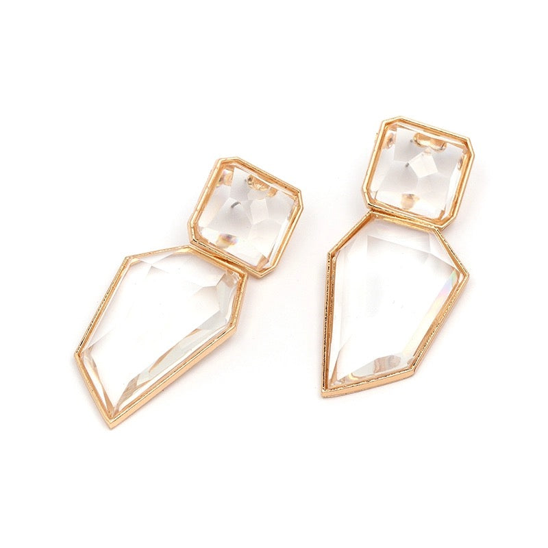 Clear Earrings (1913499189363)