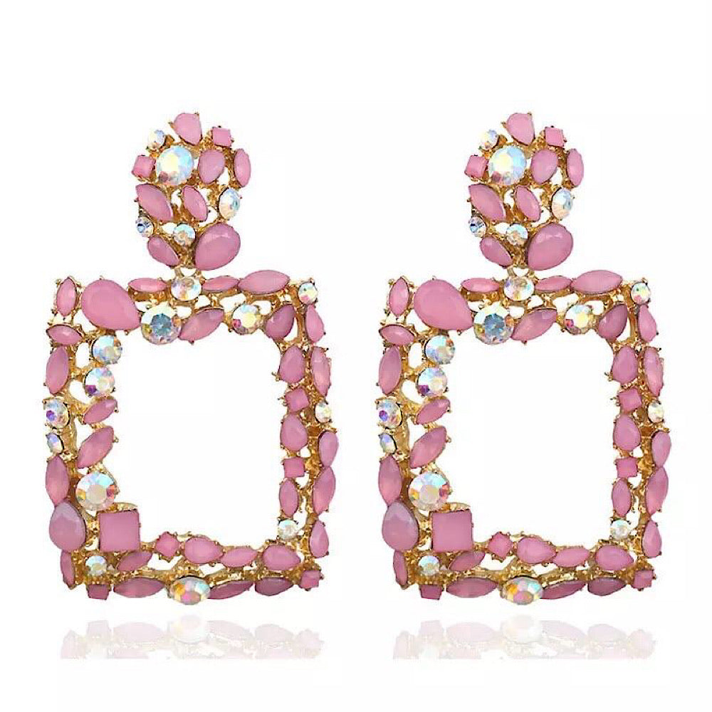 Crystal Earrings (1988326064243)