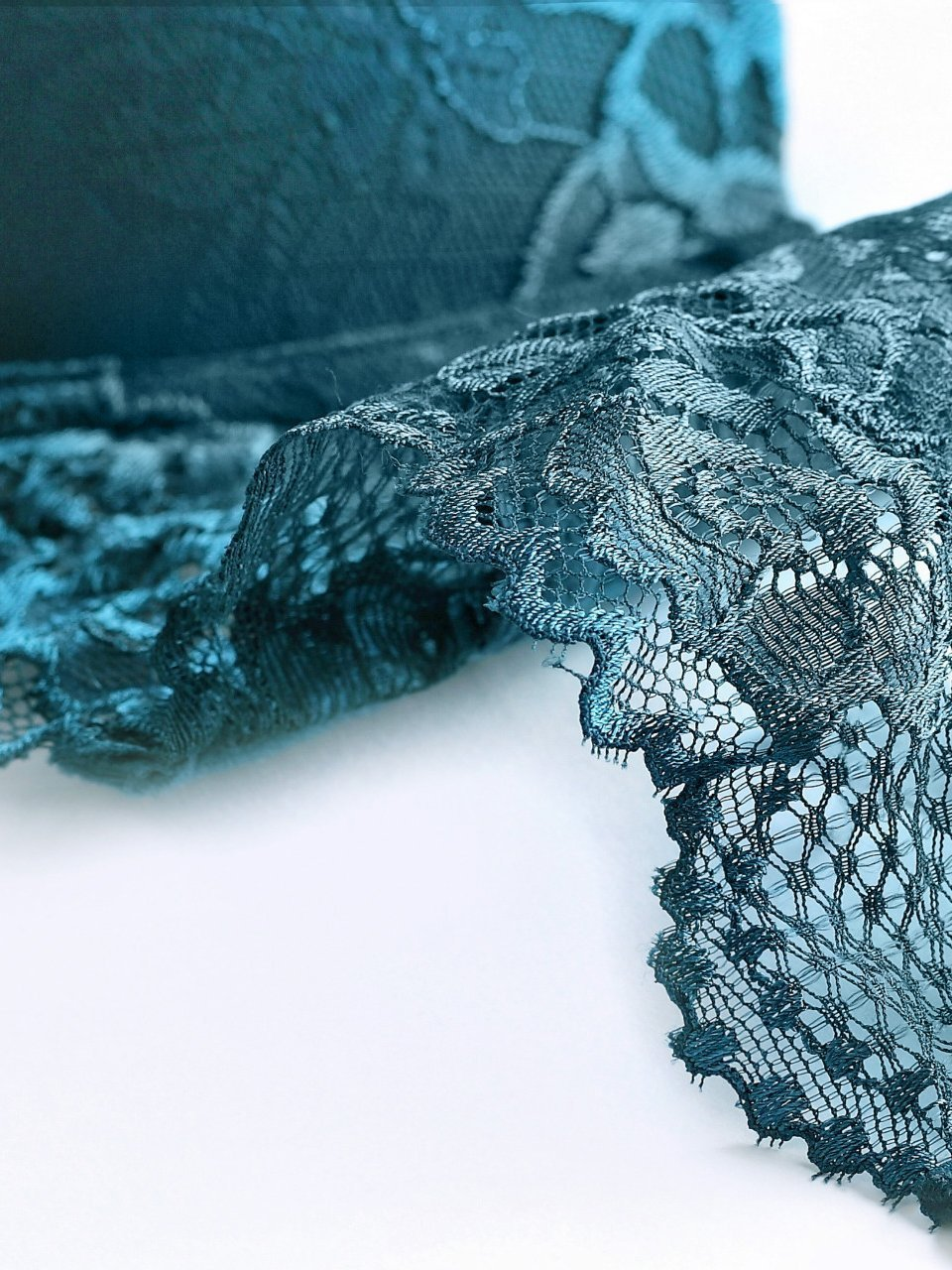 1/2 Cup Lace Sexy Bra Set