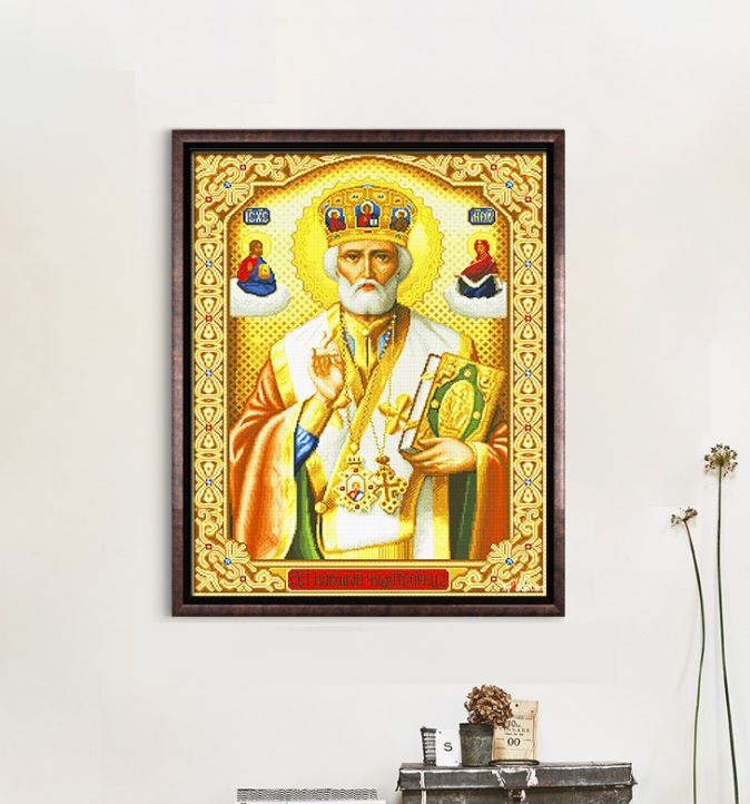 Love Santa --- 5D Diamond Painting