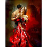 Couple --- 5D Diamond Painting