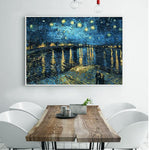 Rhone River --- 5D Diamond Painting