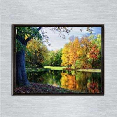 Autumn Maple --5D DIY Diamond Painting
