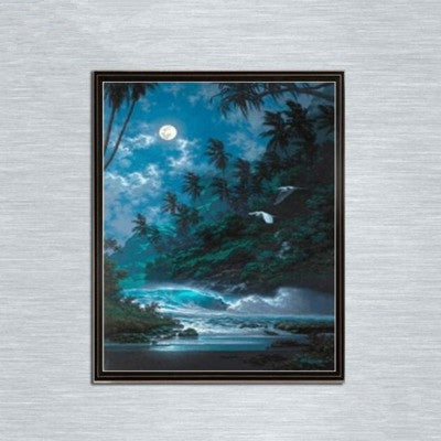 Forest surf--5D DIY Diamond Painting
