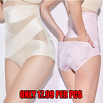 Cross Compression ABS Body Slimming Briefs