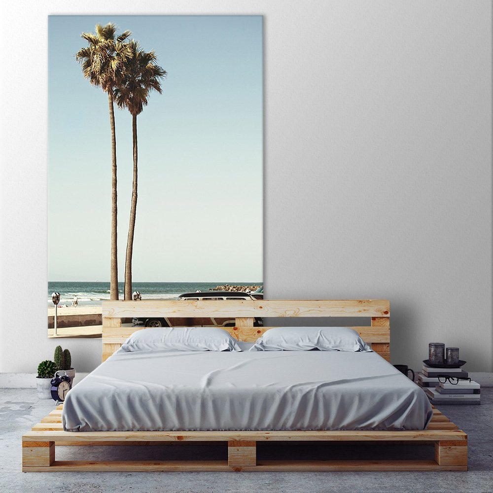 SoCal Giant Canvas Print