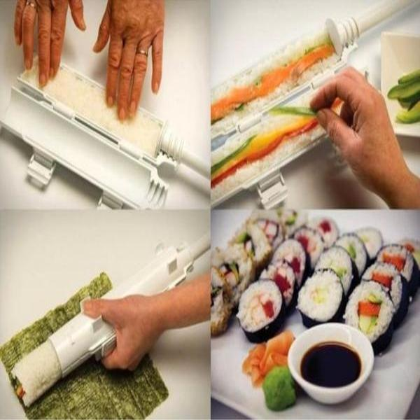 Easiest Way to Make Sushi Roll!!!