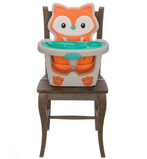 INFANTINO Grow-With-Me 4-in-1 Convertible High Chair™ (Fox)