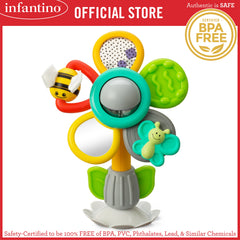INFANTINO Fun Flower™ High Chair Toy (BPA-Free)