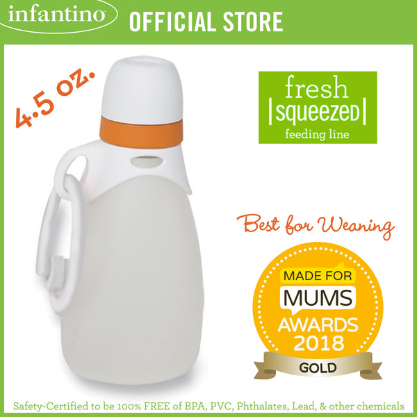 INFANTINO Reusable Squeeze Pouch™