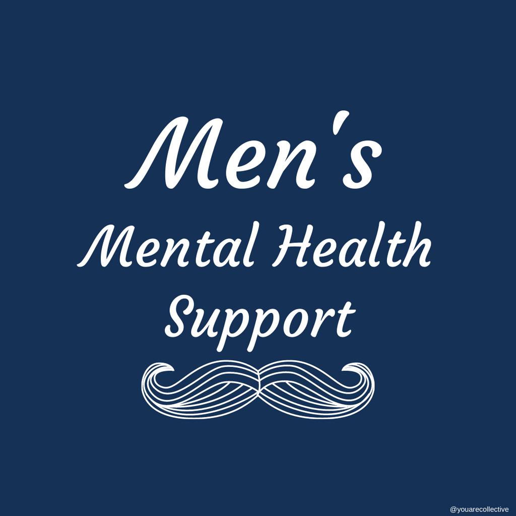 Canadian Men's Mental Health Supports available online, via apps, in person and in groups