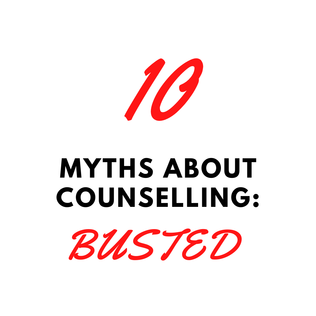 BUSTED: The Top Myths About Counselling