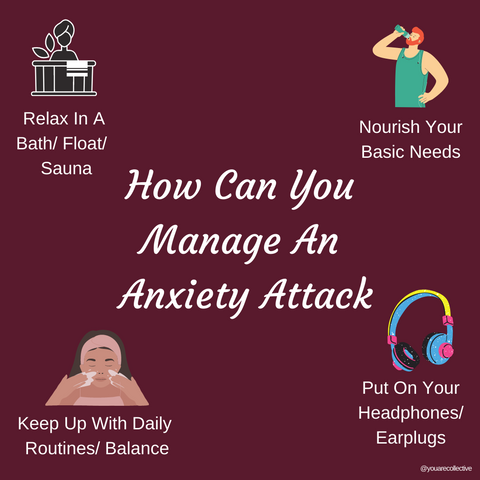 Manage your anxiety attacks and feeling of anxiety with these tips and ideas from mental health advocates and Canadians with lived experience with mental health and mental illness