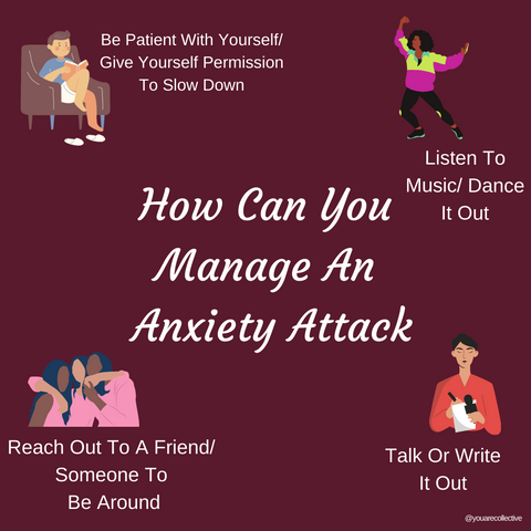 Here are some ways to help cope if you are feeling anxious, experiencing anxiety attacks, or are stressed out, try these tried and true tips and helpful ideas from mental health advocates across Canada