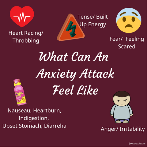 What can an Anxiety Attack feel like