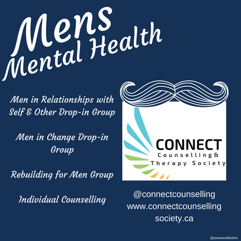 connect counselling mens mental health group program supports in kelowna bc