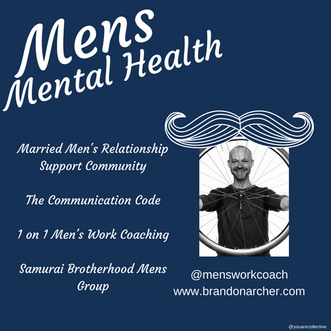 brandon archer local mens mental health advocate in kelowna bc supporting mens health and married men support groups in the okanagan