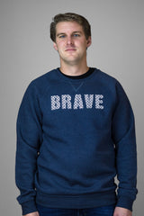 michael nolan mental health advocate talking about what brave means to him for you are collective's new collection