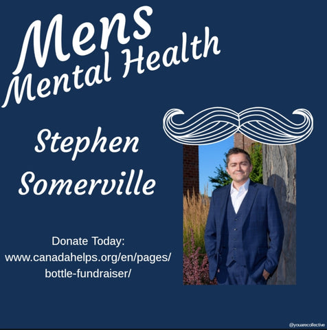 Kelowna men's Mental Health Advocate raising awareness and money for Connect Counselling local men's trauma programs