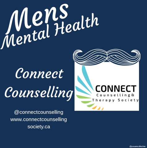 Connect Counselling men's mental health services and programs in Kelowna British Columbia
