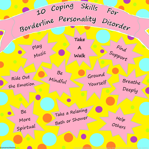 coping skills for borderline personality disorder