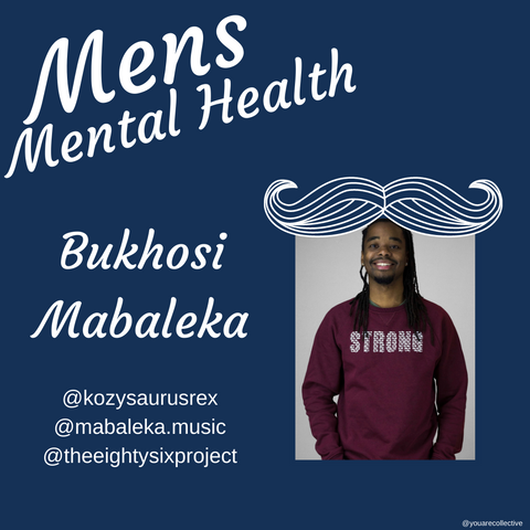 kozay You are collective community blog post for men's mental health advocacy and men's mental health month