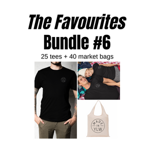 WHOLESALE ONLY- The Favourites Bundle #6
