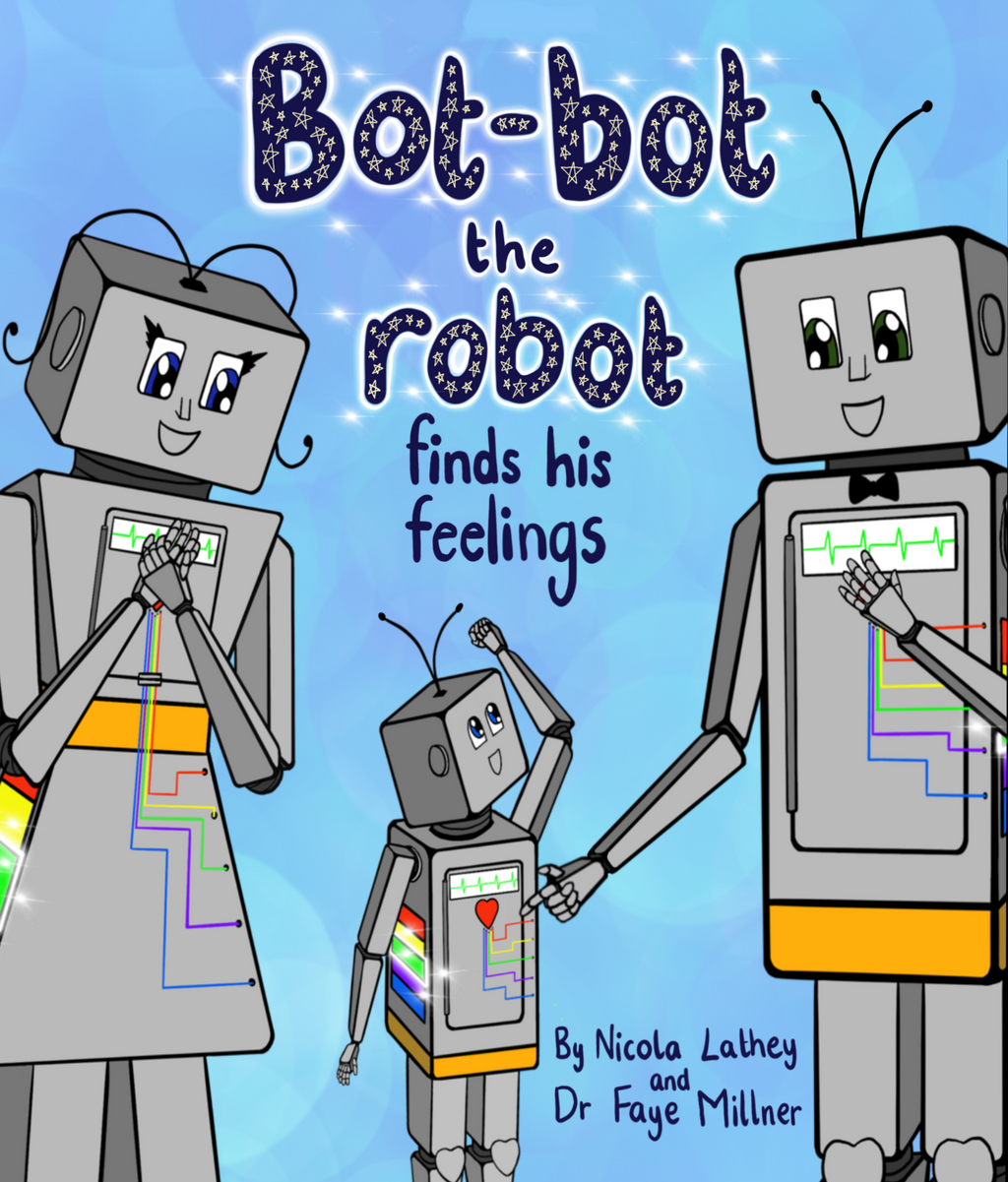 'BOT-BOT' Children's Book