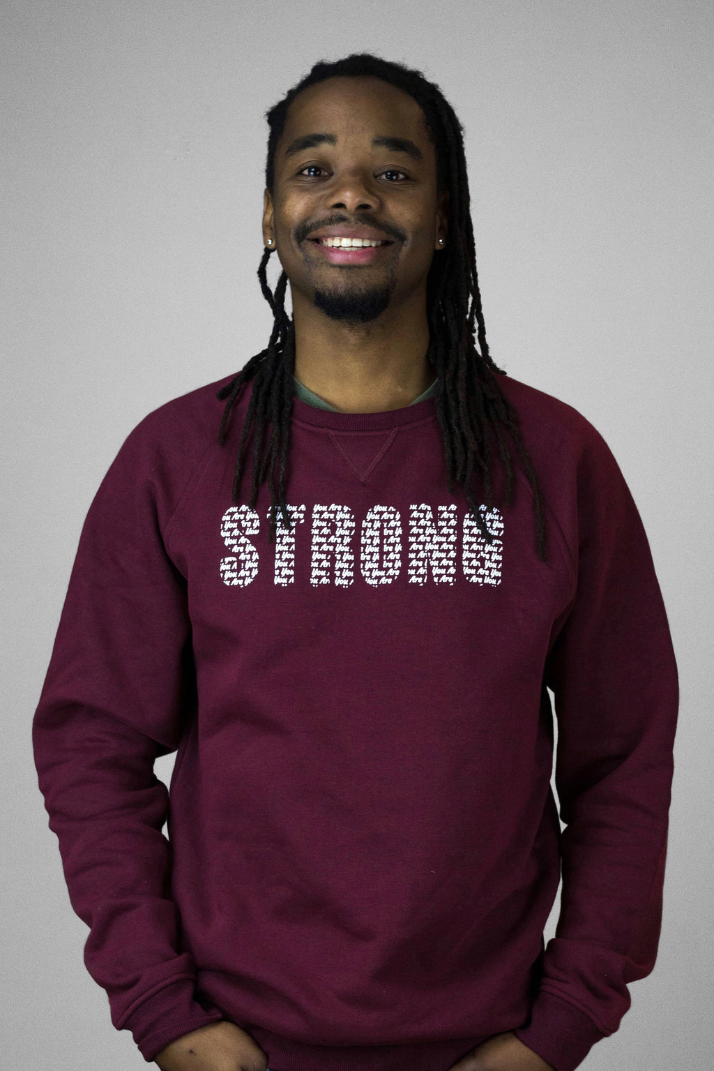 'STRONG' Autumn Unisex Crewneck