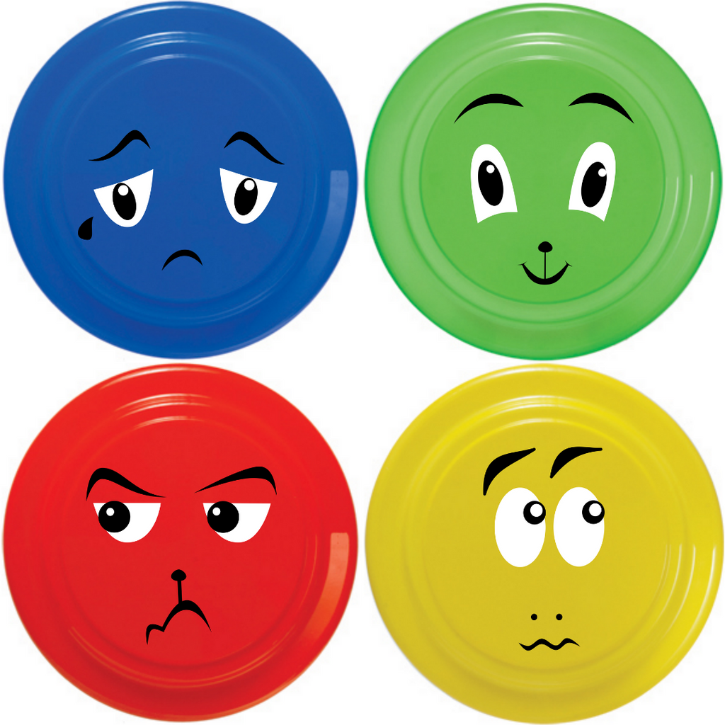 'ASK ME HOW I FEEL' Frisbee (Collect All 4!)