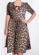 Paisley Raye Sweet Pea Dress - XS - Animal Print