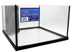 Deep Blue 35 Rimless Cube ClearView Lids